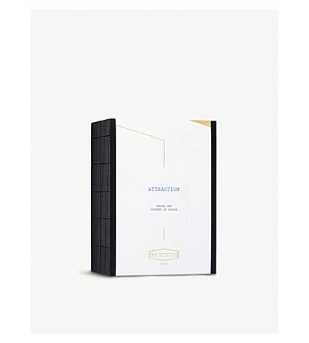 EX NIHILO Attraction eau de parfum travel set 5x7.5ml