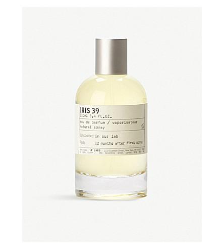 LE LABO Iris 39 Eau de Parfum
