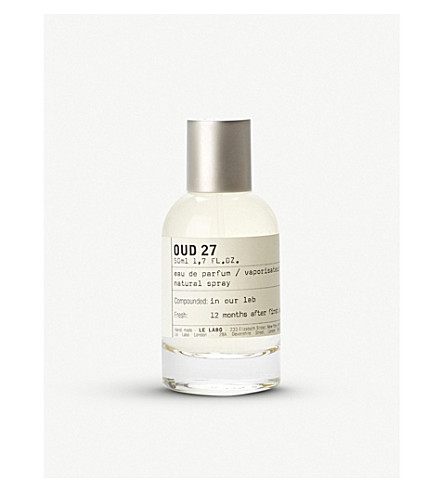 LE LABO Oud 27 eau de parfum