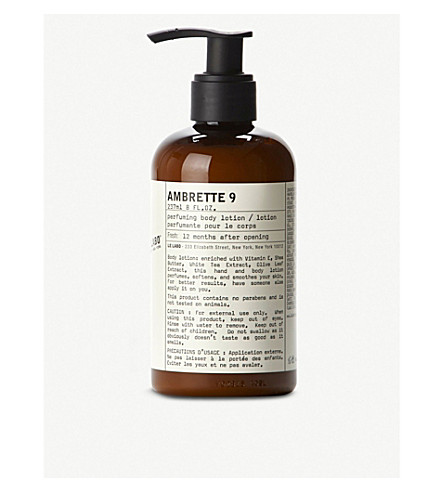 LE LABO Ambrette 9 Body lotion 237ml