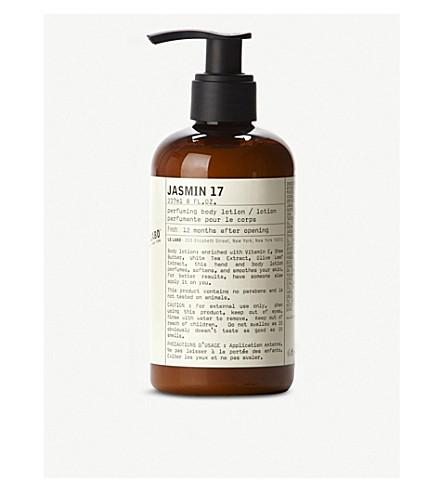 LE LABO Jasmin 17 body lotion 237ml