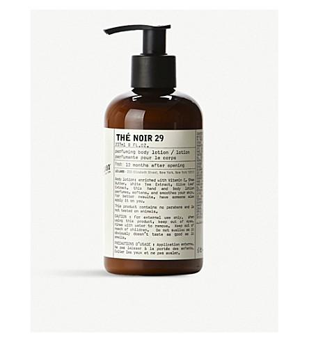 LE LABO Thé Noir 29 body lotion 237ml