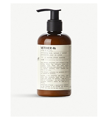 LE LABO Vetiver 46 body lotion 237ml