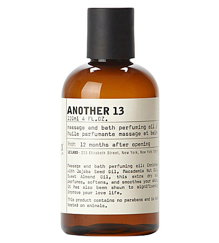 LE LABO AnOther 13 Body Oil 120ml