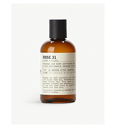 LE LABO Rose 31 bath and body oil 120ml