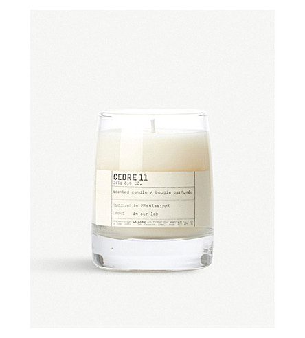 LE LABO Cedre 11 Classic Candle 245g