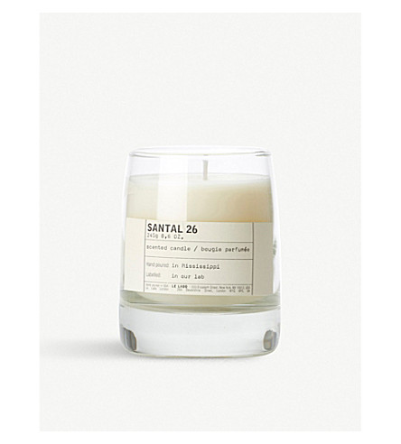 LE LABO Santal 26 scented candle 245g