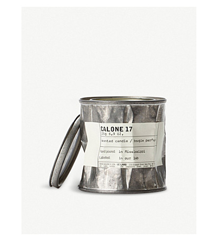 LE LABO Calone 17 scented vintage candle