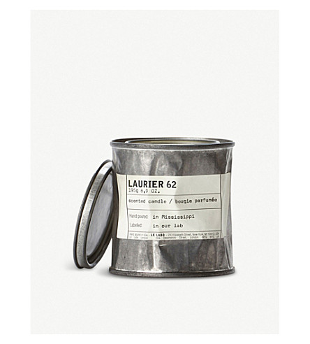 LE LABO Laurier 62 scented vintage candle 195g