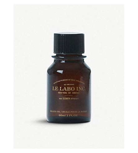 LE LABO Beard Oil 60ml