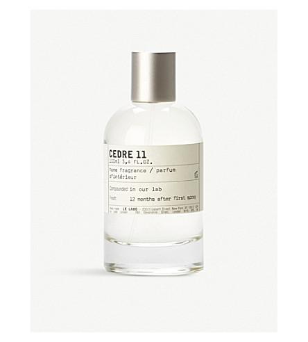 LE LABO Cedre 11 home fragrance 100ml