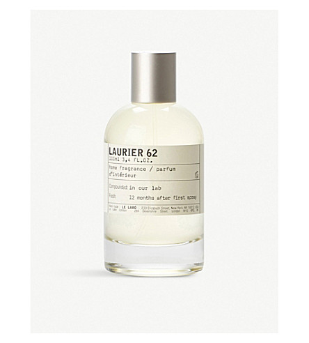 LE LABO Laurier 62 Home Fragrance 100ml