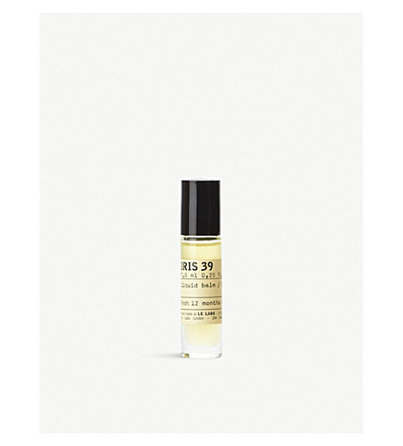 LE LABO Iris 39 liquid balm 7.5ml