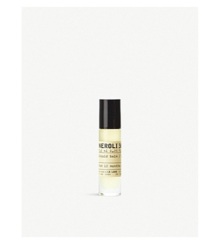 LE LABO Neroli 36 liquid balm 7.5ml
