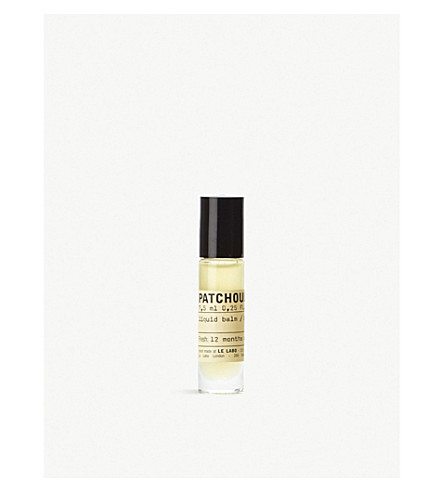 LE LABO Patchouli 24 liquid balm 7.5ml