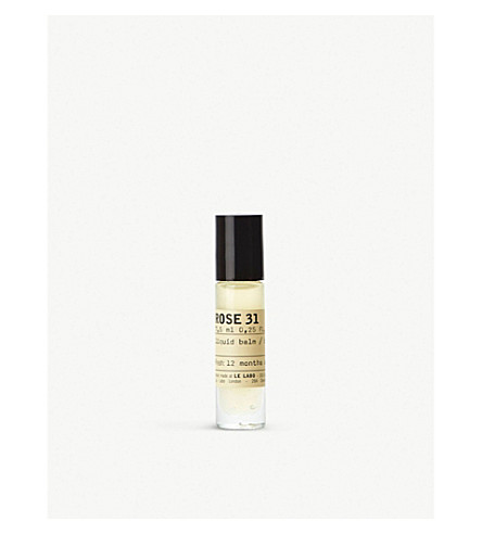 LE LABO Rose 31 Liquid Balm Perfume 7.5ml