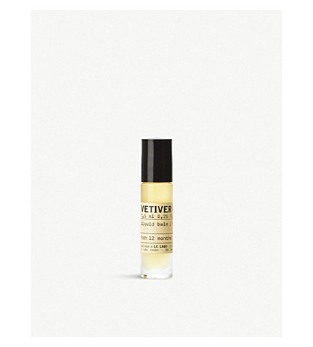 LE LABO Vetiver 46 Liquid Balm Perfume 7.5ml