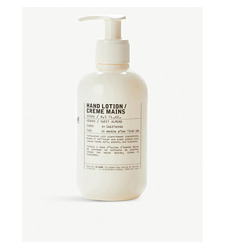 LE LABO Hand lotion 250ml