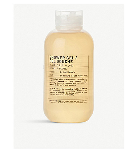 LE LABO Hinoki shower gel 250ml