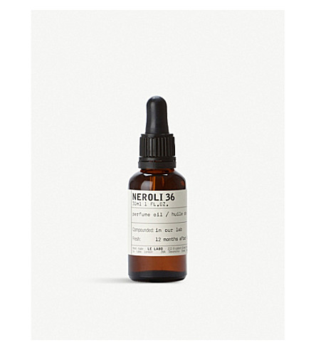 LE LABO Neroli 36 Perfume Oil 30ml
