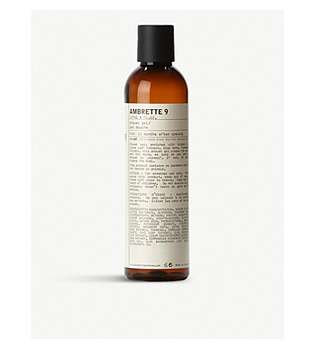 LE LABO Ambrette 9 Shower Gel 237ml