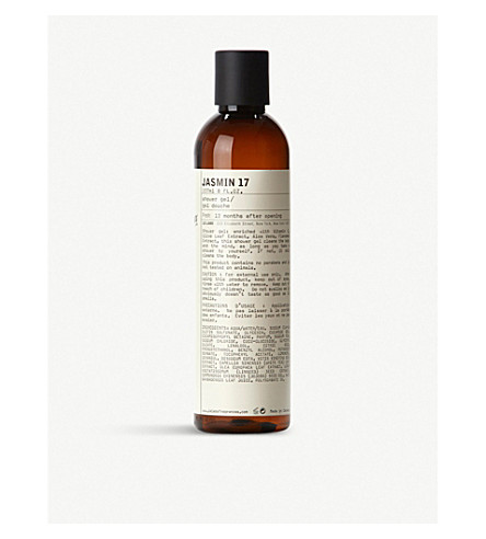 LE LABO Jasmin 17 Shower Gel 237ml
