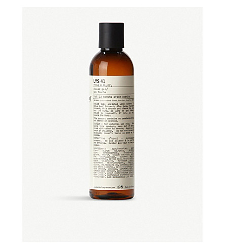 LE LABO Lys 41 Shower Gel 237ml