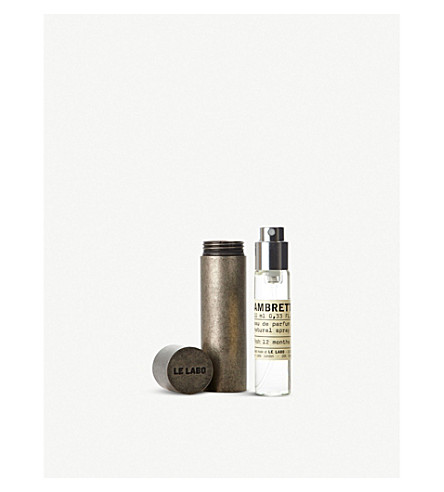 LE LABO Ambrette 9 Travel Tube Kit 10ml