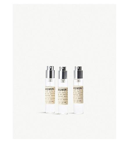 LE LABO Jasmin 17 Eau de Parfum Travel Tube Refills 3x10ml