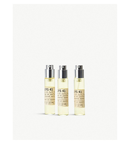 LE LABO Lys 41 Eau de Parfum Travel Tube Refills 3x10ml
