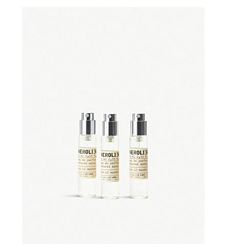 LE LABO Neroli 36 Perfume Oil Eau de Parfum Travel Tube Refills 3x10ml