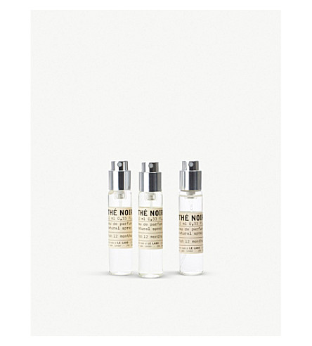 LE LABO The Noir 29 Eau de Parfum Travel Tube Refills 3x10ml