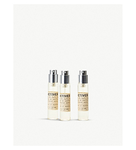 LE LABO Vetiver 46 Eau de Parfum Travel Tube Refills 3x10ml