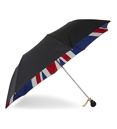 ALEXANDER MCQUEEN Union Jack umbrella (Multi