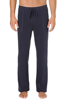 HANRO Wool-blend jogging bottoms