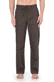 HANRO Floral print trousers