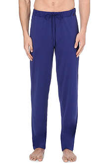 HANRO Plain cotton trousers