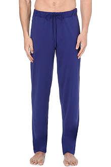 HANRO Plain cotton trousers