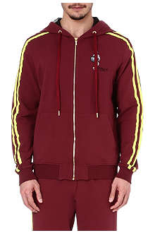VERSACE Zip up hoody