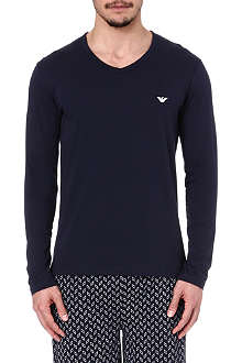 ARMANI Long sleeve t-shirt
