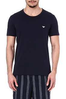 ARMANI Cotton t-shirt