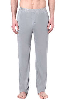 ARMANI Logo band pyjama bottoms