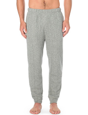 EMPORIO ARMANI Cotton sweat pants