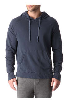 JAMES PERSE Clear jersey hoody