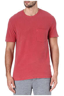 JAMES PERSE Cotton crew-neck t-shirt
