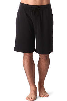 JAMES PERSE Midweight terry shorts