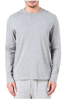 JAMES PERSE Lightweight long-sleeved t-shirt