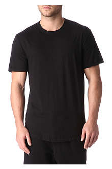 JAMES PERSE Clear cotton t-shirt