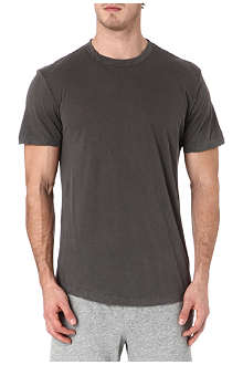 JAMES PERSE Crew-neck cotton t-shirt