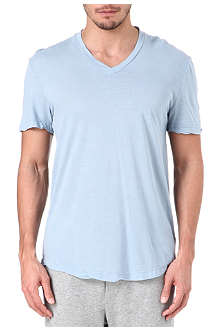 JAMES PERSE Cotton jersey t-shirt